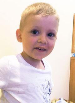 Даня Никулин, 4 года, несовершенный остеогенез, требуется курсовое лечение. 527310 руб.