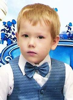 Ярослав Бахарев, 4 года, детский церебральный паралич, требуется лечение. 199430 руб.