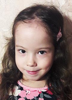 Лиза Пономарева, 4 года, нижний парапарез (нарушение двигательных функций), требуется операция и восстановительное лечение. 228902 руб.