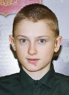 Денис Мочалов, 12 лет, двусторонняя тугоухость 4-й степени, требуются слуховые аппараты. 263004 руб.