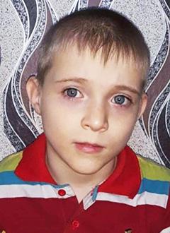 Саша Кругляк, 9 лет, детский церебральный паралич, требуется лечение. 199430 руб.