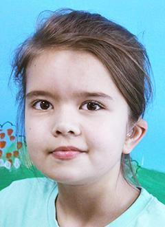 Фрося Цыгельникова, 12 лет, двусторонняя тугоухость 4-й степени, требуется слуховой аппарат. 31943 руб.