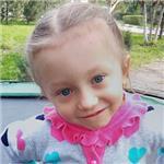 София Егорушина, несовершенный остеогенез, требуется курсовое лечение, 527310 руб.