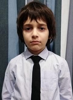Клим Анищенко, 7 лет, двусторонняя тугоухость 3-й степени, требуются слуховые аппараты. 219279 руб.