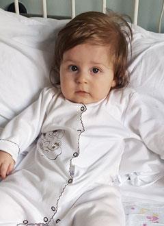 Ярослав Ильинов, 6 месяцев, сложный врожденный порок сердца, спасет операция, требуются специальные спирали. 596750 руб.