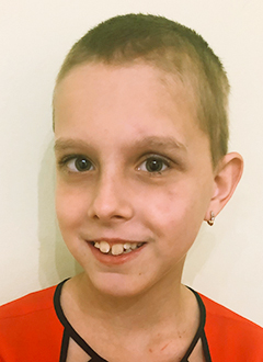 Саша Елисеева, 10 лет, посттравматическая деформация лица, спасет операция. 428366 руб.