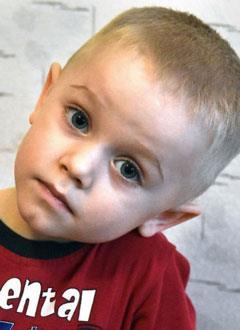 Даня Леонов, 3 года, тяжелый врожденный порок развития мочеполовой системы – экстрофия мочевого пузыря, требуется обследование в клинике Грейт Ормонд Стрит (Лондон, Великобритания). 1017398 руб.