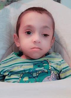 Исмаил Хабибов, 5 лет, несовершенный остеогенез, требуется курсовое лечение. 532656 руб.
