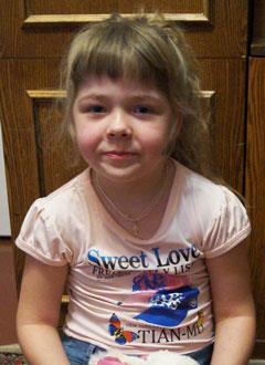 Ника Щербакова, 6 лет, врожденный гиперинсулинизм, требуется лекарство на год. 162537 руб.