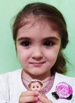 Ксюша Зубкова, 4 года, несовершенный остеогенез, спасет операция. 1534400 руб.