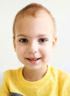Миша Винокуров, 2 года, острый миелобластный лейкоз, спасут лекарства. 1542450 руб.