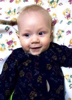 Денис Денисов, 9 месяцев, нарушение ритма сердца, спасет имплантация электрокардиостимулятора. 618604 руб.