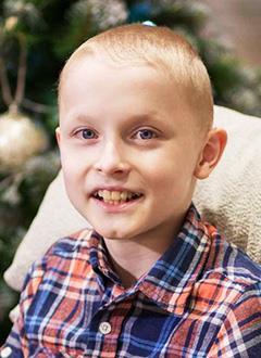 Семен Валек, 12 лет, прогрессирующая мышечная дистрофия Дюшенна, требуется откашливатель, аппарат для мониторинга кардиореспираторных нарушений, аппарат неинвазивной искусственной вентиляции легких и расходные материалы к нему. 1626362 руб.