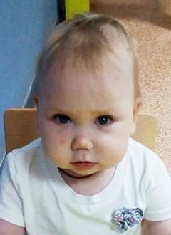 Василиса Мулихина, полтора года, врожденная мышечная дистрофия, требуется аппарат неинвазивной искусственной вентиляции легких и расходные материалы к нему. 465452 руб.