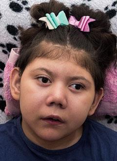 Зиёда Эргашева, 7 лет, аномалия строения пищеварительной системы, требуется лечебное питание на год и расходные материалы для гастростомы. 334750 руб.