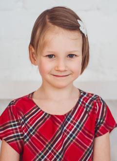 Василиса Вяземская, 5 лет, врожденный порок развития мочеполовой системы, спасет хирургическое лечение вОбщенациональном детском госпитале (Колумбус, Огайо, США). 7091904 руб.