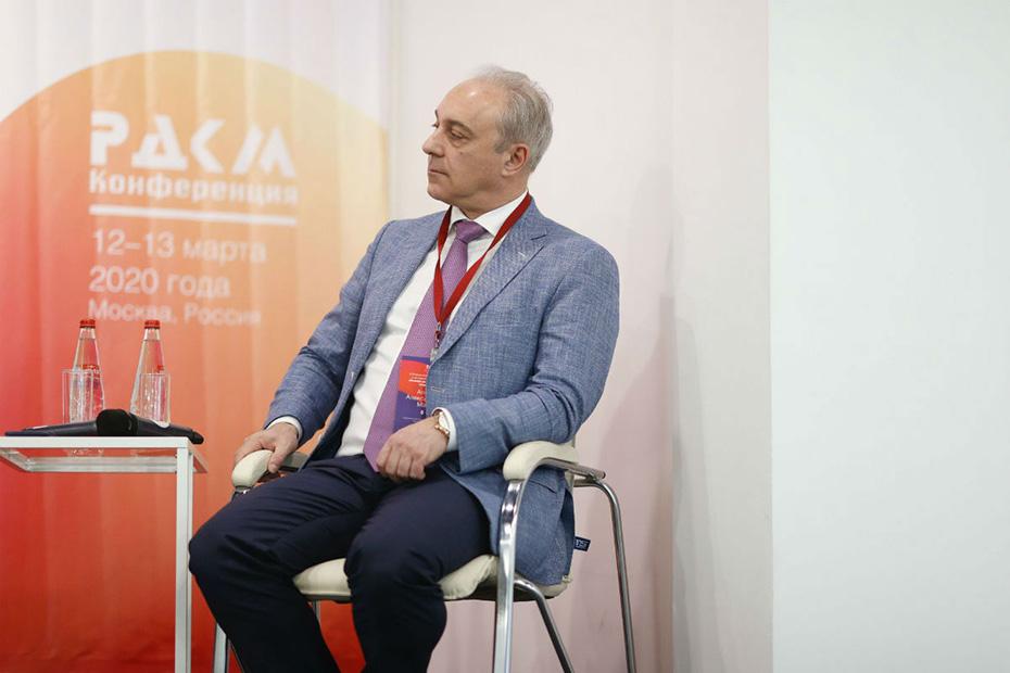 Президент Национального РДКМ, детский врач-гематолог Алексей Масчан
